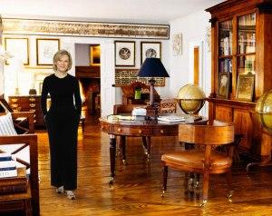 Lynn Steward photo in library